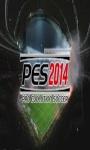 Pro Evolution soccer 2014 Game screenshot 6/6