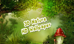 3D Nature HD Wallpaper screenshot 1/6