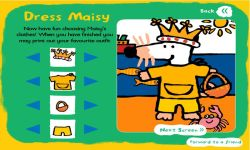 Dressup Maisy screenshot 1/4