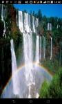 Waterfall Nature HD Wallpaper screenshot 1/6