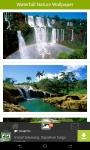 Waterfall Nature HD Wallpaper screenshot 2/6
