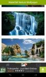 Waterfall Nature HD Wallpaper screenshot 3/6