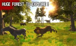 Wild Life - Lion screenshot 6/6