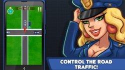 Traffic Light Control - Crossroads Puzzle screenshot 1/3