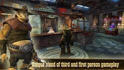 Oddworld Strangers Wrath sound screenshot 5/5