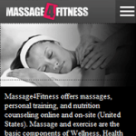 Massage4Fitness screenshot 2/2