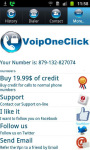 Voip One Click screenshot 3/3