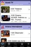 Romanian TV Guide screenshot 1/1