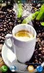 Coffee water touch LWP screenshot 2/3