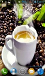 Coffee water touch LWP screenshot 3/3