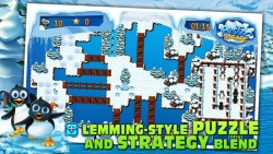 Arctic Escape - A Lemming Inspired Puzzle screenshot 4/5