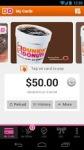 Dunkin' Donuts screenshot 1/4