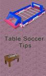 Table Soccer Tips screenshot 1/1