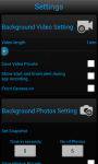 Spy Camera Pro screenshot 3/6