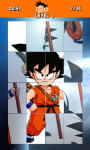 Son Goku Puzzle Game screenshot 3/4