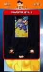 Son Goku Puzzle Game screenshot 4/4
