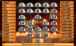 Deal Or No Deal Now II screenshot 3/4