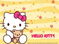 Hello Kitty Cute Wallpapers in HD Pictures screenshot 3/6