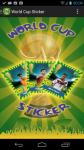 World Cup Sticker screenshot 1/6