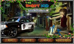 Free Hidden Object Game - The Smart Kid screenshot 1/4