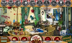 Free Hidden Object Game - Cafe Express screenshot 3/4