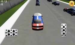 Stunt Racing 3D screenshot 1/6