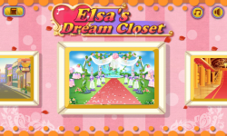 Elsa Dream Closet screenshot 4/6