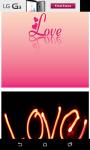 Pink Love Wallpaper 4K screenshot 5/5