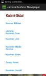 Jammu Kashmir Newspaper screenshot 3/5