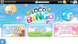 Loco Bingo PlaySpace_PT screenshot 1/3