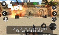 Sniper Counterfire Shooting screenshot 1/2