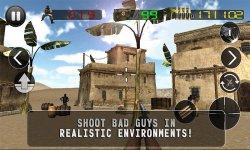 Sniper Counterfire Shooting screenshot 2/2