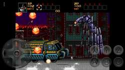 Contra Hard Corps 1994 SEGA screenshot 4/4
