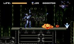 Robocop Versus The Terminator Immortal screenshot 1/4