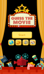 Guess the Movie - Movie Quiz screenshot 1/4