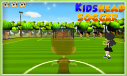 Kids Head Soccer screenshot 2/6