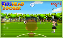 Kids Head Soccer screenshot 3/6