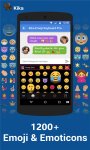Kika Emoji Keyboard Pro  screenshot 4/6