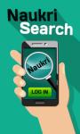 Naukri Search screenshot 1/1