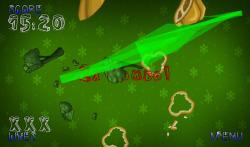 Ninja Santa Christmas Rush screenshot 5/6