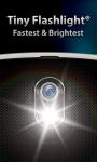 Tiny Flashlight ® screenshot 1/6