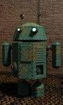 Steam punk droid live wallpaper screenshot 4/5