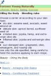 Natural Beauty Tips screenshot 3/3