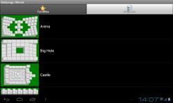 Mahjongg Ultimate screenshot 1/6