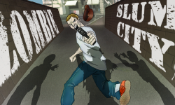 Zombie Slum City Free screenshot 1/5