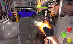 Zombie Slum City Free screenshot 4/5