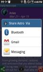 Daily Horoscope App screenshot 4/6