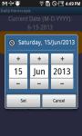Daily Horoscope App screenshot 6/6