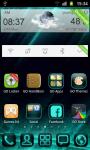 Cyanogen Theme Go Launcher screenshot 1/3