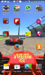 3D Formula Car Race Track LWP screenshot 3/3